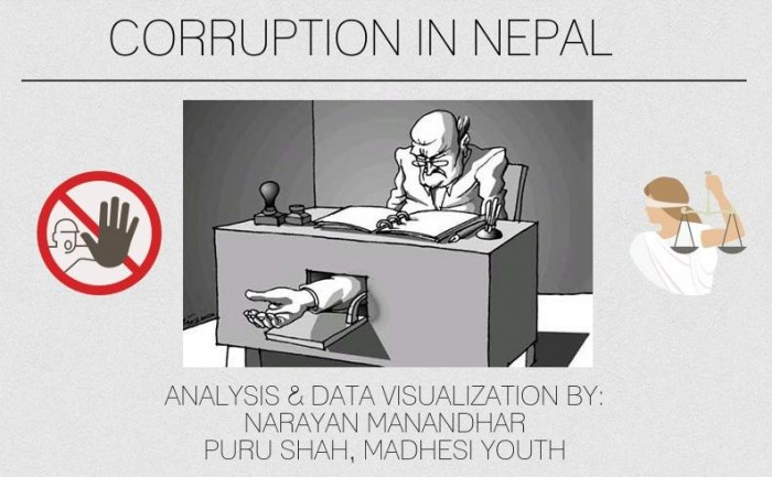 corruption in nepal The reasons for corruption vary, and this paper will examine the reasons behind  nepal's high level of corruption nepal is one of the more.